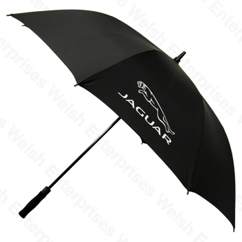 Jaguar Umbrella - Black
