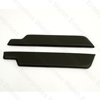 Jaguar Sunvisor Black - Pair