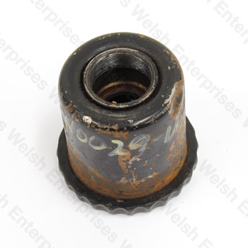 Jaguar Steering Wheel Adjustment Nut (Used)