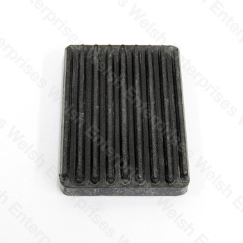Jaguar Brake Pedal Pad