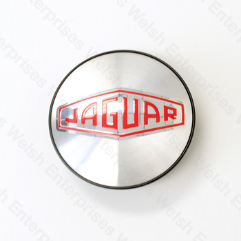 Jaguar Wheel Motif - Retro Style