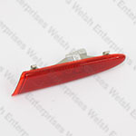 Jaguar Side Marker Lamp - Red