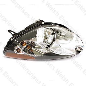 Jaguar Headlight - Right Hand