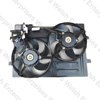Jaguar Electric Cooling Fan  X-Type