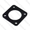 "Jaguar Su Hd8 2"" Carburetor Insulator Block -Black"