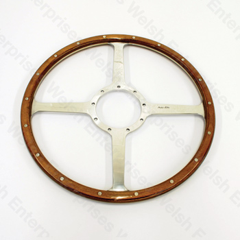 "Jaguar Motolita 4 Spoke 15"" Steering Wheel"