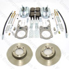 Jaguar Zeus Front Caliper Upgrade Kit