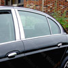 Jaguar Door Pillar Chrome - XJ8 (2004-2006) - 6 pc kit
