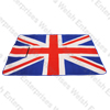 Jaguar Union Jack Extra Large Picnic & Outdoor Blanket
