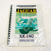 Jaguar Wiring Diagram - XK140