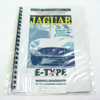 jaguar wiring diagram - series iii v12 e-type jaguar parts and accessories  from welsh enterprises