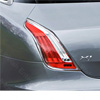 Jaguar XJ (2010 and up) Chrome Taillight Trim Kit