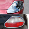 Jaguar Headlight / Taillight Chrome Trim Kit - DISCONTINUED