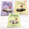 Jaguar XK Explored Trilogy Books