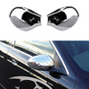 Jaguar Chrome Mirror Covers