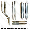 Jaguar Stainless Steel Exhaust - MK10