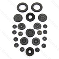 Jaguar Rubber Grommet Kit