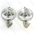 "Jaguar 5 3/4"" Driving Light Pair - Clear"