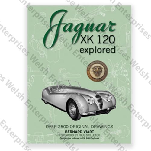 jaguar xk120 explored jaguar parts and accessories from welsh enterprises