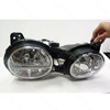 Jaguar Headlamp Assembly - LH Front