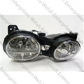 Jaguar Left Hand Headlamp Assembly