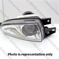 Jaguar Fog Lamp Assembly - Left Hand Front