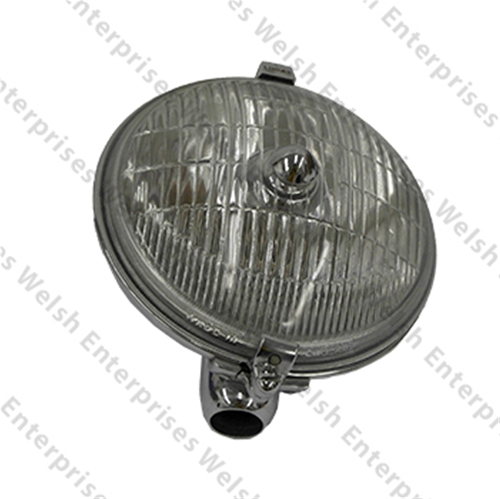 "Jaguar 5 3/4"" Driving Light - Fluted"