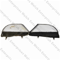 Jaguar Side Curtain Frame Pair - USED - F2