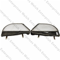 Jaguar Side Curtain Frame Pair - USED - F3