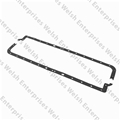 Jaguar Rubber Composite Oil Pan Gasket