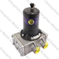 Jaguar Square Fuel Pump Dual Polarity