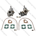 Jaguar Carburetor Set Rebuilt