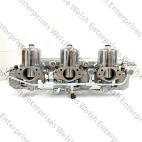 Jaguar Triple Carburetor - Kit