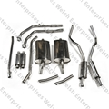 Jaguar Bell Exhaust System Kit