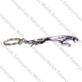 Jaguar Leaping Cat Key-chain