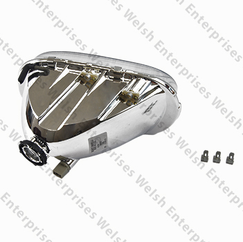 Jaguar Left Hand Headlight Assembly
