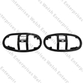 Jaguar Door Handle Gasket PAIR
