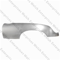 Jaguar Right Hand Front Aluminum Fender