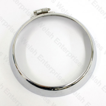 Jaguar Ring Outer Fog Lamp