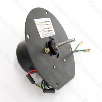 Jaguar Heater Fan Motor Assembly