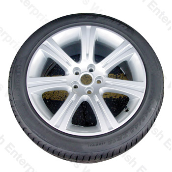 "Jaguar 8.5J X 18"" Wheel Set Of 4"
