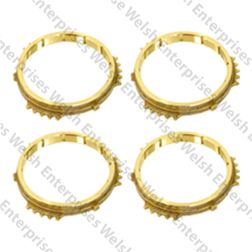 Jaguar Synchro Ring Kit  - Set of 4