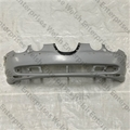 Jaguar S- Type Front Bumper Cover With Out Headlight Wash