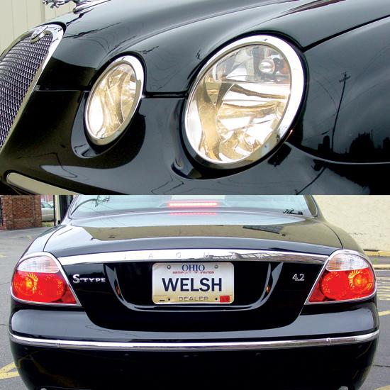 2006 Jaguar X Type Interior: [How To Replace 2005 Jaguar S Type Headlight]