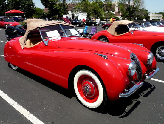 Jaguar Clubs Of North America