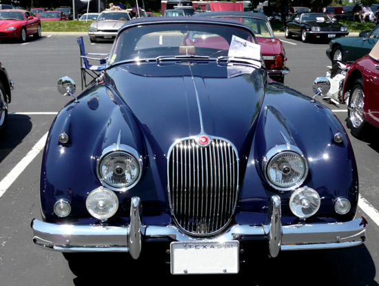 Jaguar Clubs Of North America