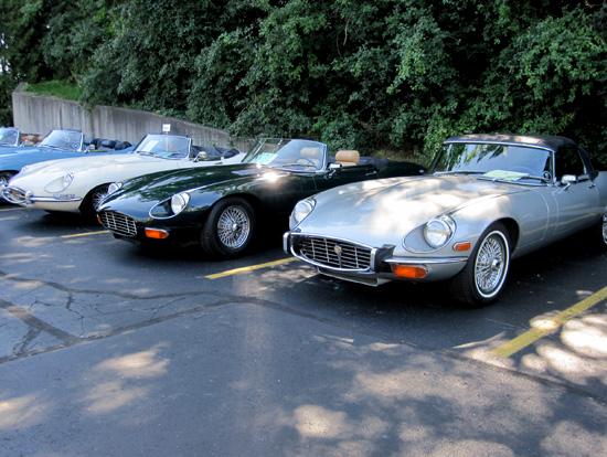 Jaguar Club of Michigan
