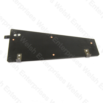 Front Heat Shield - E-Type 3.8 - Late