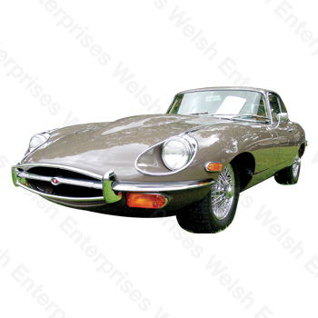 Bonnet - E-Type (69-71)