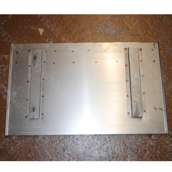 XK140 XK150 Spare Tire Tray Panel